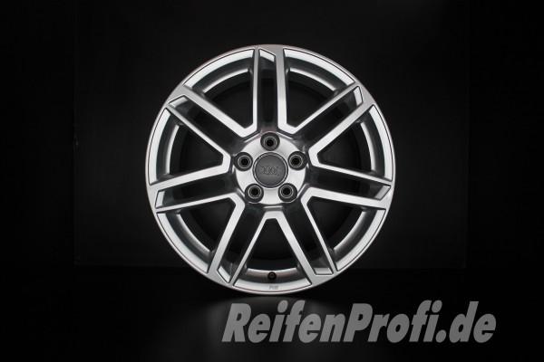 Original Audi TT TTS 8S S Line 8S0601025M Felgen Satz 18 Zoll 829-A2