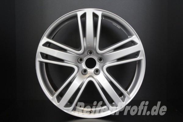 Original Audi A8 4H Einzelfelge 4H0601025AJ 21 Zoll 495-C