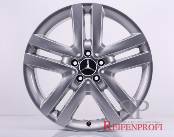 Original Mercedes GL-Klasse X166 19 Zoll A1664011302 Einzelfelge 8,5x19 ET62 378-B