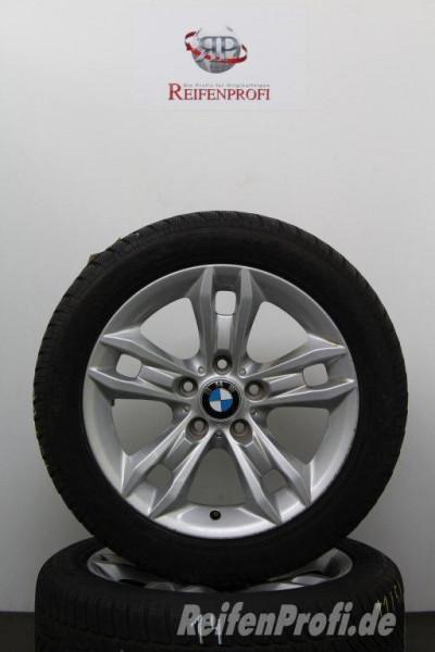 Original BMW X1 E84 Winterräder 6789142-13 Styling 319 17 Zoll 222-C