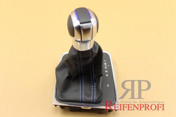 Schaltknauf Schaltabdeckung schwarz 5GE713203C UMF Original VW E-Golf OEM NEU-Copy
