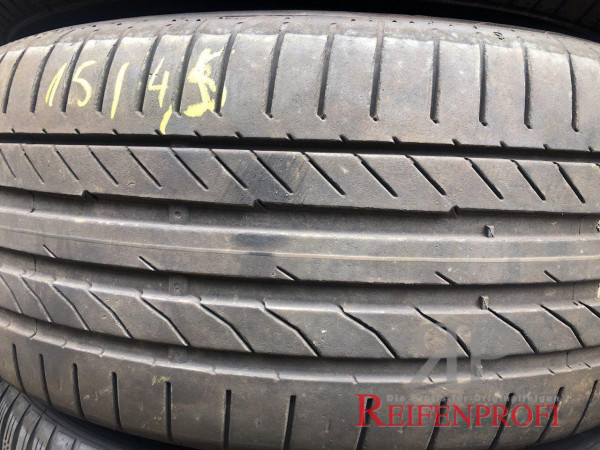 Continental Sport Contact (SC5) (MO) 245/50 R18 100W Sommerreifen DOT 15 4,5mm 59-A