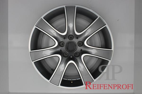 Original Mercedes W222 S-Klasse Einzelfelge A2224011102 18 Zoll 650-C