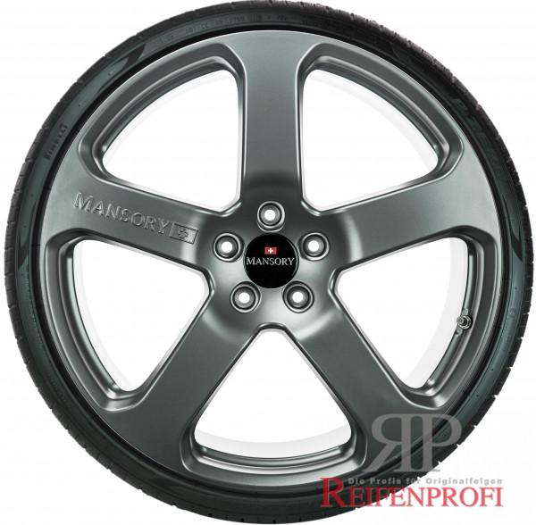 Porsche 911 Turbo 4S Mansory 20 Zoll Sommerräder 235&305 8,5&11x20 NEU Titan matt