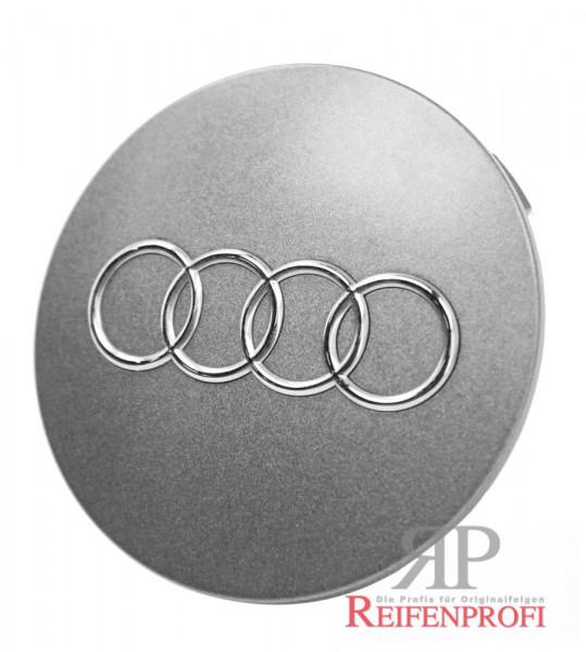 Original Audi A5 S5 8T Nabendeckel 8T0601170 7ZJ grau-metallic 8T0601025S