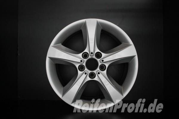 """Original BMW 5er E60 E61 X-Drive Einzelfelge 6772243-14 Styling 138 18"""" 409-D7"""