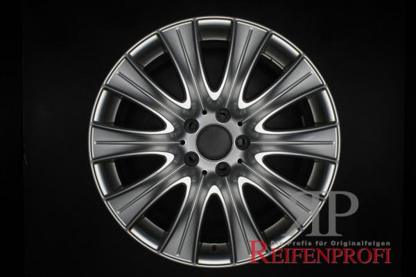 Original Mercedes W222 S-Klasse A2224010902 Einzelfelge 18 Zoll 1256-C7