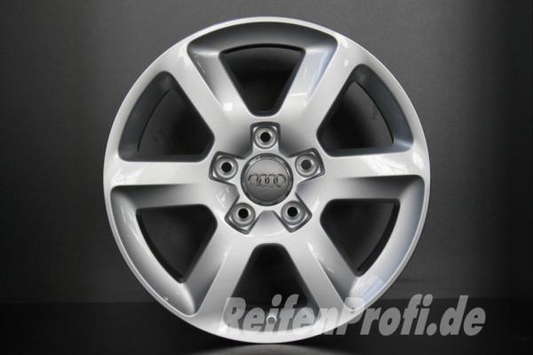 Original Audi Q7 4L TDI S line 4L0601025BJ Felgen Satz 18 Zoll 510-B4