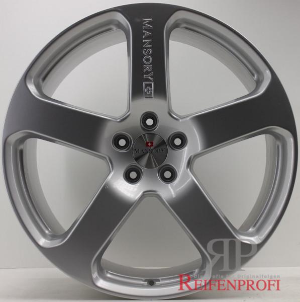 Original MANSORY C5 Porsche 911 997 996 991 20 Zoll Satz 8,5 u 11 x 20 NEU 203-C