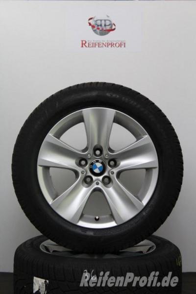 """Original BMW 5er 6er F10 F11 F12 F13 6790172 Styling 327 Winterräder 17"""" 401-C"""