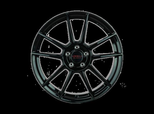 Audi Q7 SQ7 4M 4L SUV 20 Zoll Felgen Satz Levella RZ1 8,5x20 ET30 Schwarz