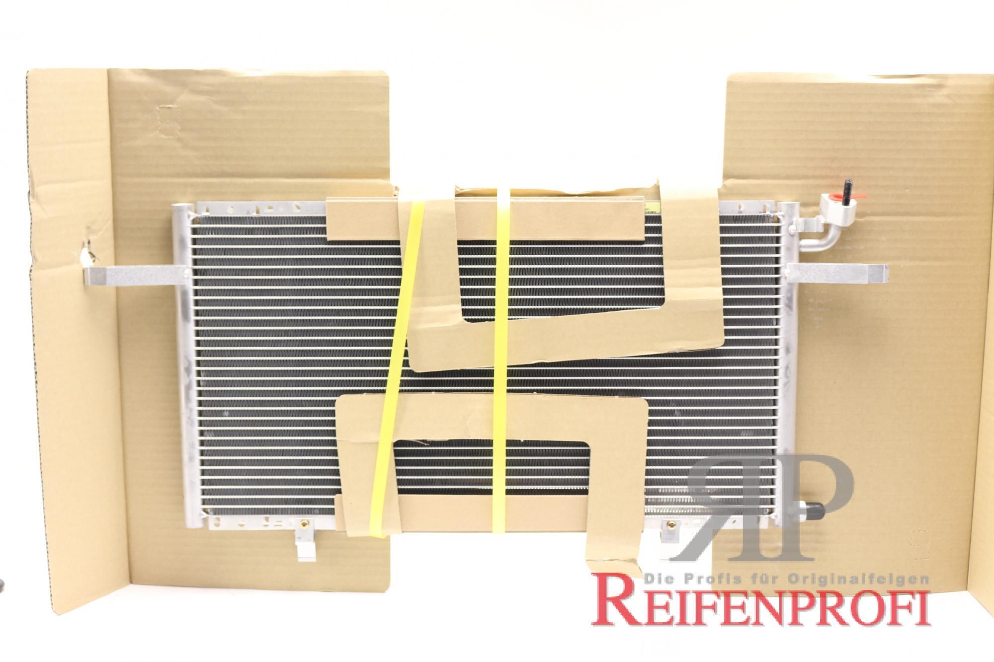 original opel frontera b klima k hler kondensator 97144202. Black Bedroom Furniture Sets. Home Design Ideas