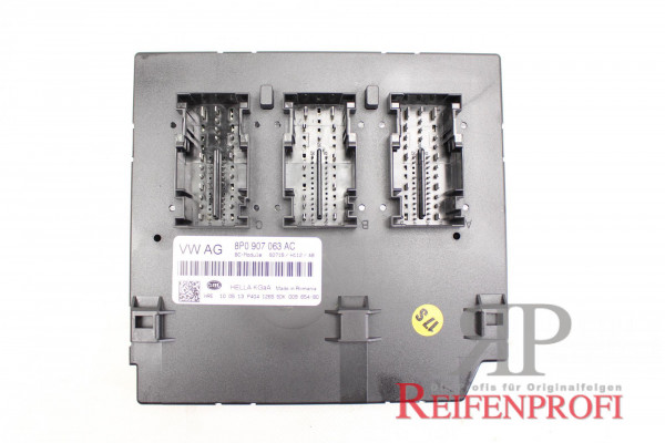 Bordnetzsteuergerät Original Audi TTRS 8J 2010-2014 Hella BC Module 8P0907063AC NEU