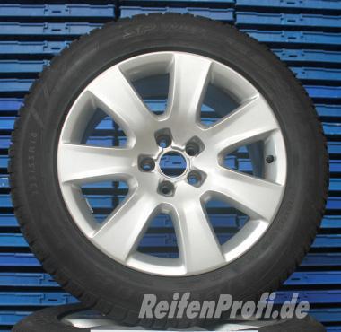 Original Audi A8 4H 4H0601025B Winterräder 18 Zoll 493-D