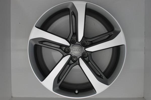 Original Audi A7 S7 4G8 A8 4H 4H0601025CC Felgen Satz 20 Zoll