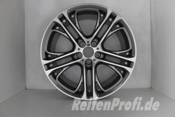 "Original BMW X5 E70 X6 E71 E72 6854564-13 Styling 310M Einzelfelge 21"" 1338-BE1"