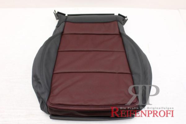 Original VW Touran 1T Sitzbezug Leder rot Sitzheizung 1T0881405HN WXN NEU
