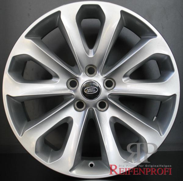 "Original Land Rover Range Rover Sport Felgen Satz 20"" Style 12 CK521007DA 1105-C"