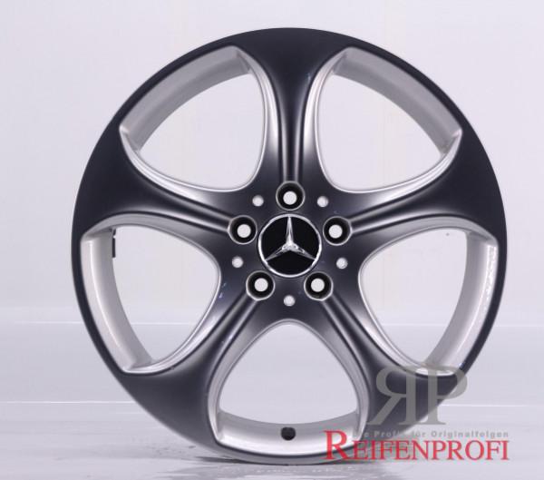 Original Mercedes Benz C-Klasse W205 A2054010600 Einzelfelge 18 Zoll MT157