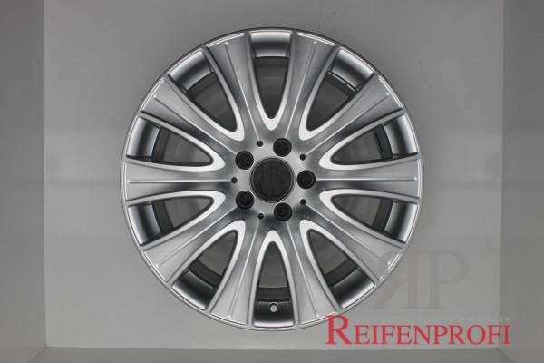Original Mercedes W222 S-Klasse A2224010902 Einzelfelge 18 Zoll 505,2-E7