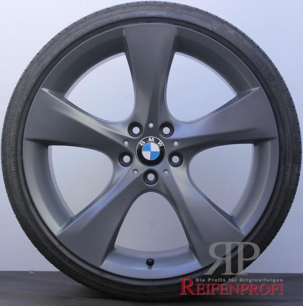 Original BMW 5er GT Serie F07 21 Zoll Sommerräder Styling 311 Sommersatz neu TM-P