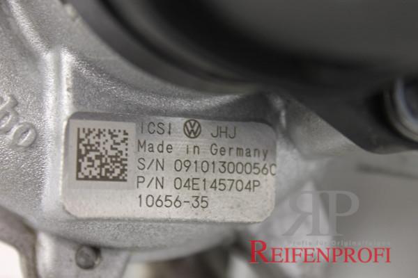Abgaskrümmer Abgasturbolader Turbolader 04E145704P 04E145721B 04E145721F