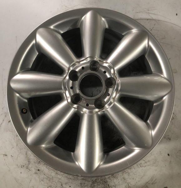 """Original MINI Countryman Paceman Einzelfelge R126 Turbo Fan 9803724 18"""" N236 388-A"""