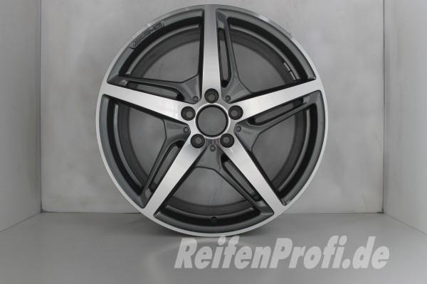 Original Mercedes AMG GT S C190 A1904010100 Einzelfelge 19 Zoll 1160-C27