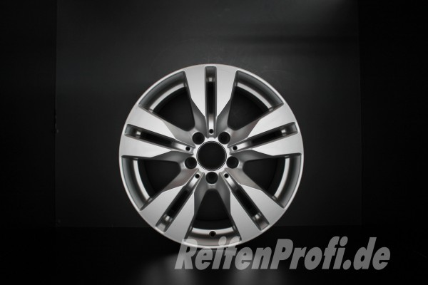 Original Mercedes E-Klasse W207 Einzelfelge A2074010202 17 Zoll PE330 1335-B