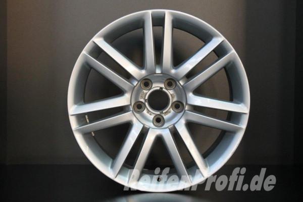 Original Audi A4 8E B7 Facelift Avant Einzelfelge 8E0601025AL 18 Zoll R1D-E63