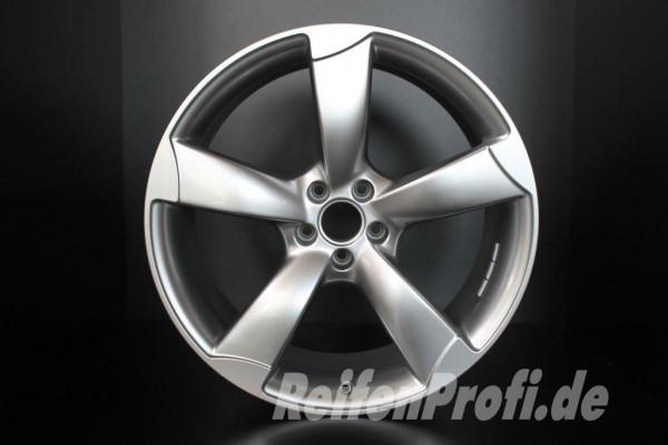 Original Audi A8 4H Einzelfelge 4H0601025AC/AD 21 Zoll 549-E233