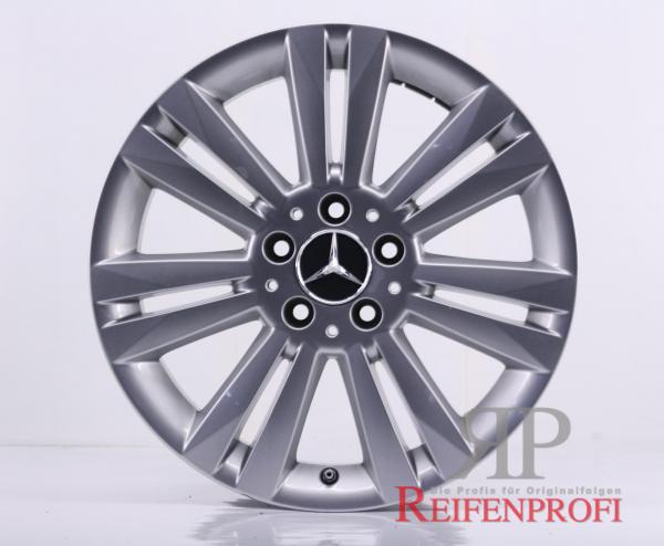 Original Mercedes B-Klasse W246 A2464010602 Einzelfelge 17 Zoll 7,5x17 ET52,5 MT276
