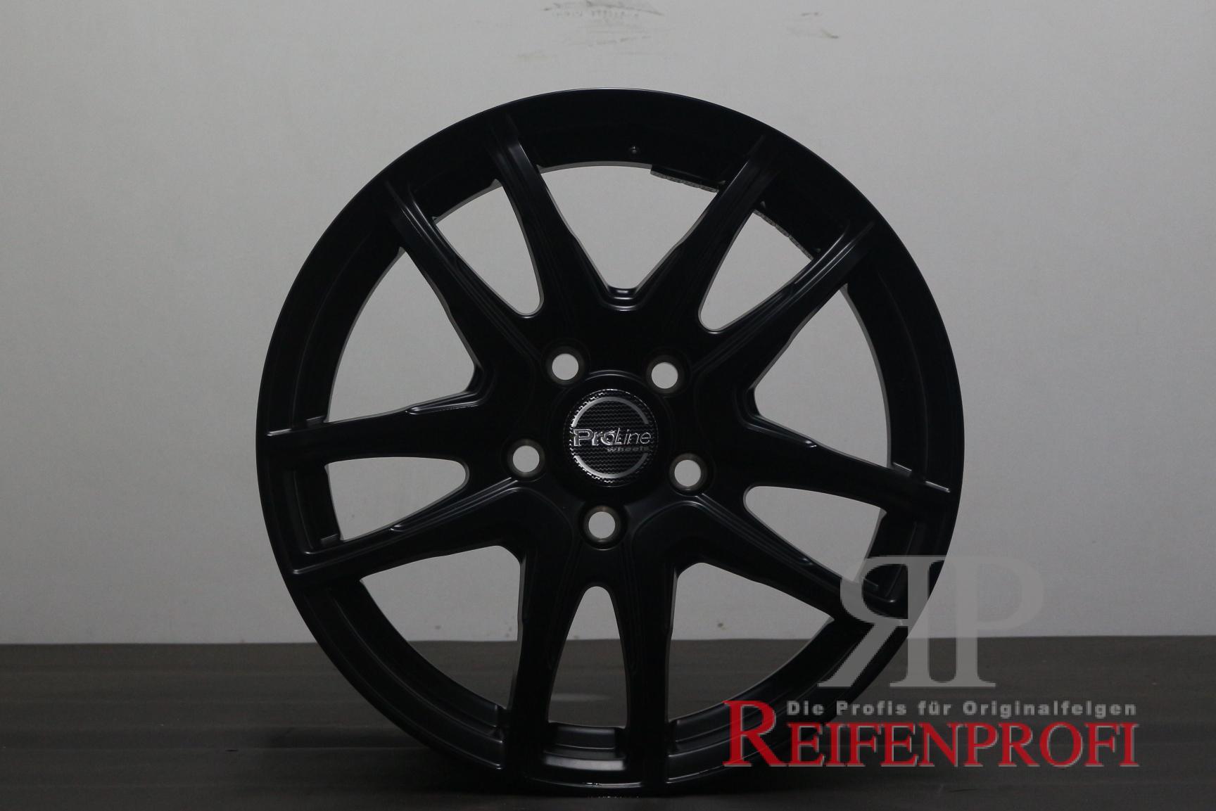 proline wheels vx100 mercedes citan renault 16 zoll felgen. Black Bedroom Furniture Sets. Home Design Ideas