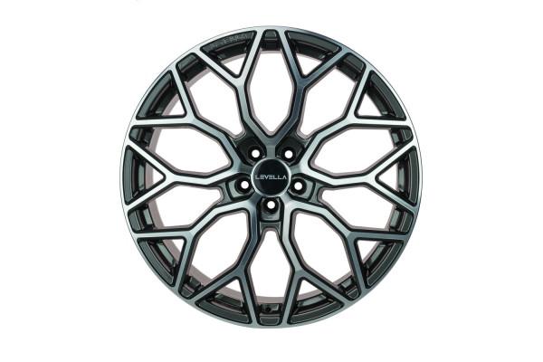 Lexus LS F5 21 Zoll Levella FF1 Flowform Felgen Satz 9x21 & 10,5x21 NEU TG