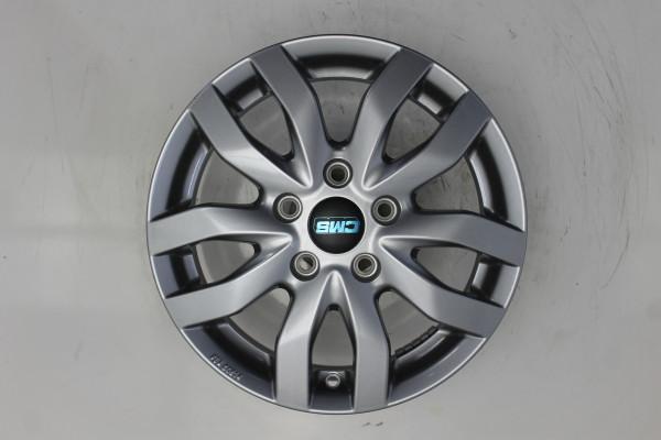 CMS C22 Titan 15 Zoll Einzelfelge 5x112 VW Audi Seat Skoda 658-C