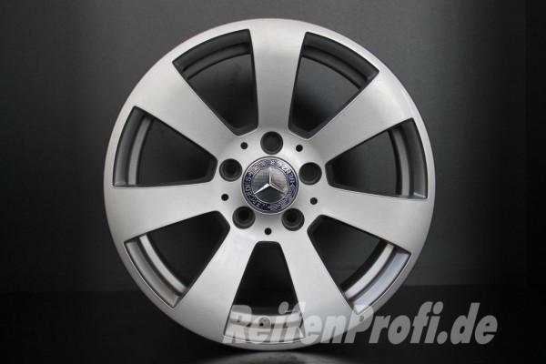 Original Mercedes Benz C-Klasse W204 A2044011102 Felgen Satz 16 Zoll 293-B4