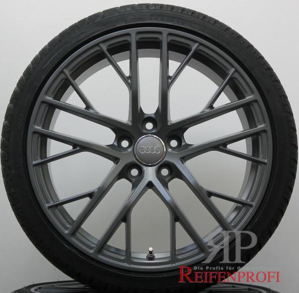 Original Audi R8 GT V8 V10 LMX 19 Zoll Winterräder VA: 8,5x19 ET42 & HA: 11x19 ET50 TM