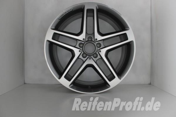 Original Mercedes GLK-Klasse X204 AMG A2044016702 20 Zoll Einzelfelge 1239-CE2