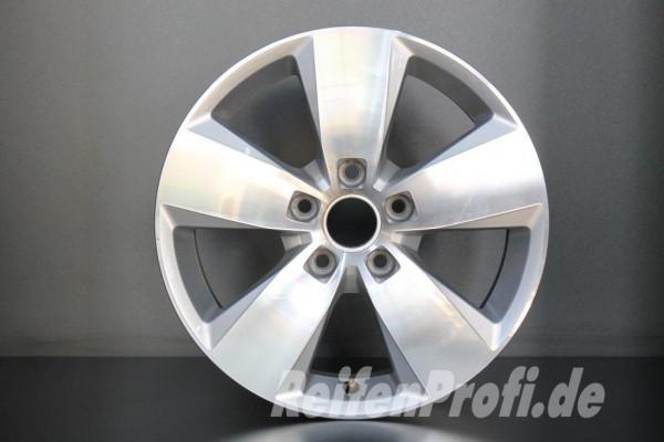 Original VW Golf 7 5G Einzelfelge 5G0601025J Perth 16 Zoll R1D-E115