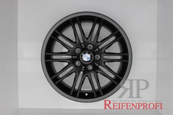 Original BMW Z4 E85 E86 2282590-91 Felgen Satz 18 Zoll 1408-C