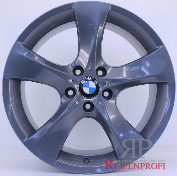Original BMW 19 Zoll 3er E90 E91 Felgen Styling 311 8 & 9x19 Titan glänzend RPE901