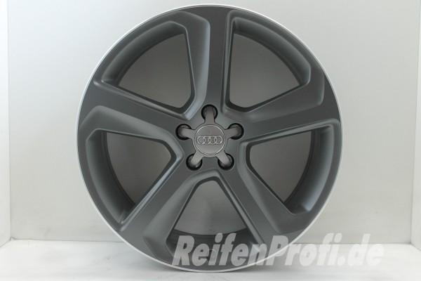 Original Audi Q5 SQ5 8R S Line 8R0601025AF/CA Felgen Satz 20 Zoll 416-A2