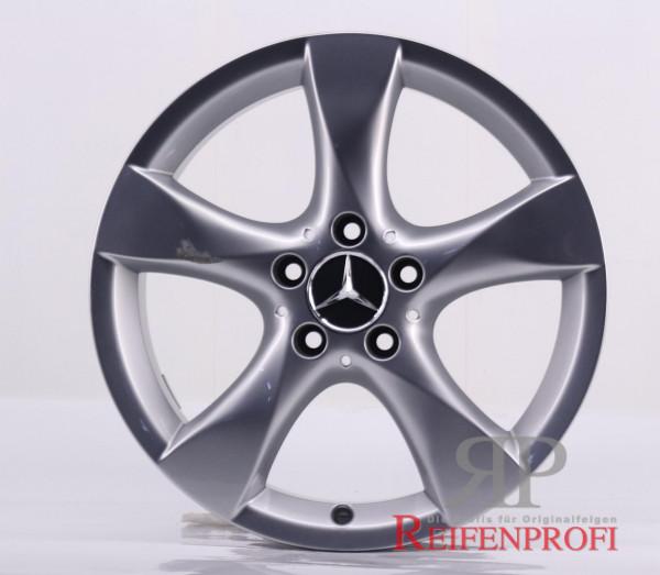 Original Mercedes A-Klasse W169 B-Klasse W245 A2464010502 Einzelfelge 17 Zoll MT91