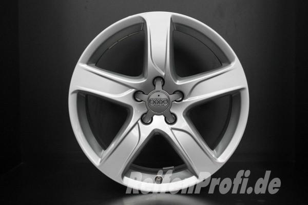 Original Audi A6 S6 4G9 Allroad Felgen Satz 4G9601025E 18 Zoll 299-B4