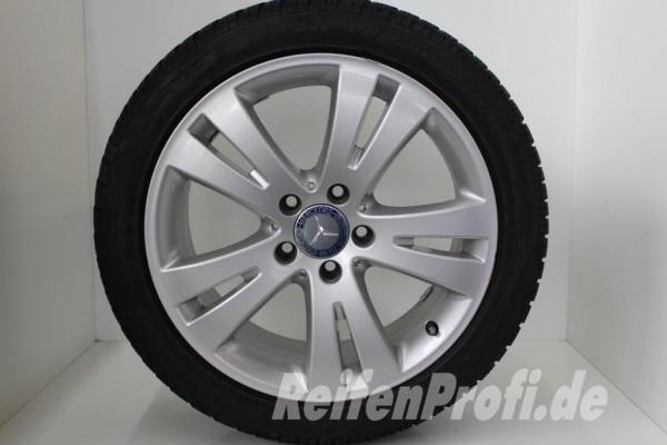 "Original Mercedes C-Klasse W204 A2044010402 Winterräder Avantgarde 17"" 279-C"