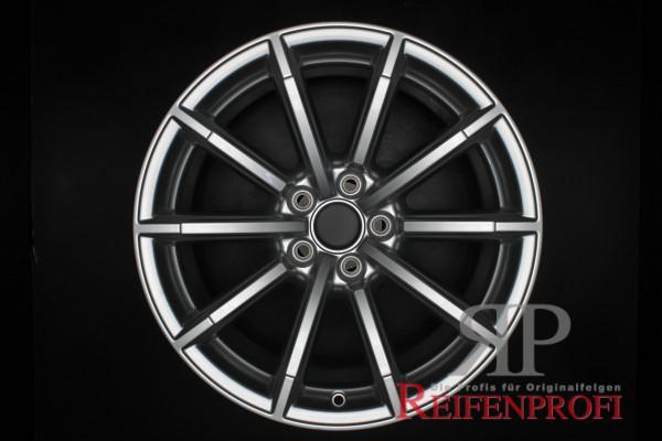 Original Audi A5 8T S5 Cabrio Einzelfelge 8T0601025BM 18 Zoll 452-C6