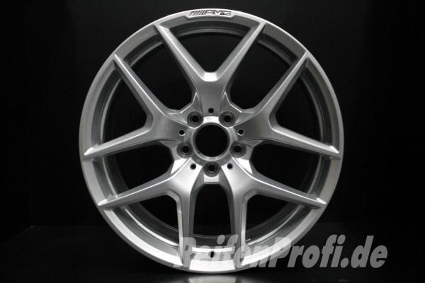 Original Mercedes AMG GT S C190 A1904010300 Einzelfelge 19 Zoll 496-E7