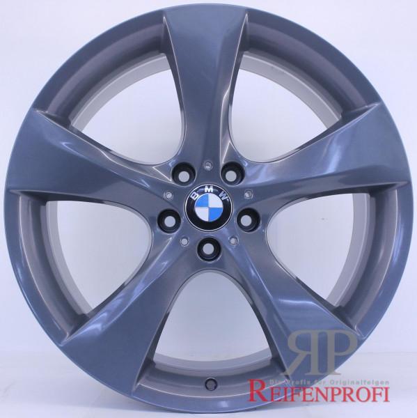 Original BMW 5er GT F07 21 Zoll Felgen 8,5Jx21 ET25 10Jx21 ET41 Titan glänzend RPGT4