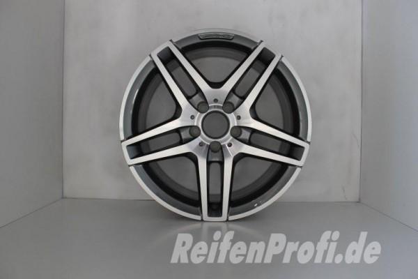 Original Mercedes W212 AMG E-Klasse Einzelfelge A2124010400 18 Zoll 347-CE2