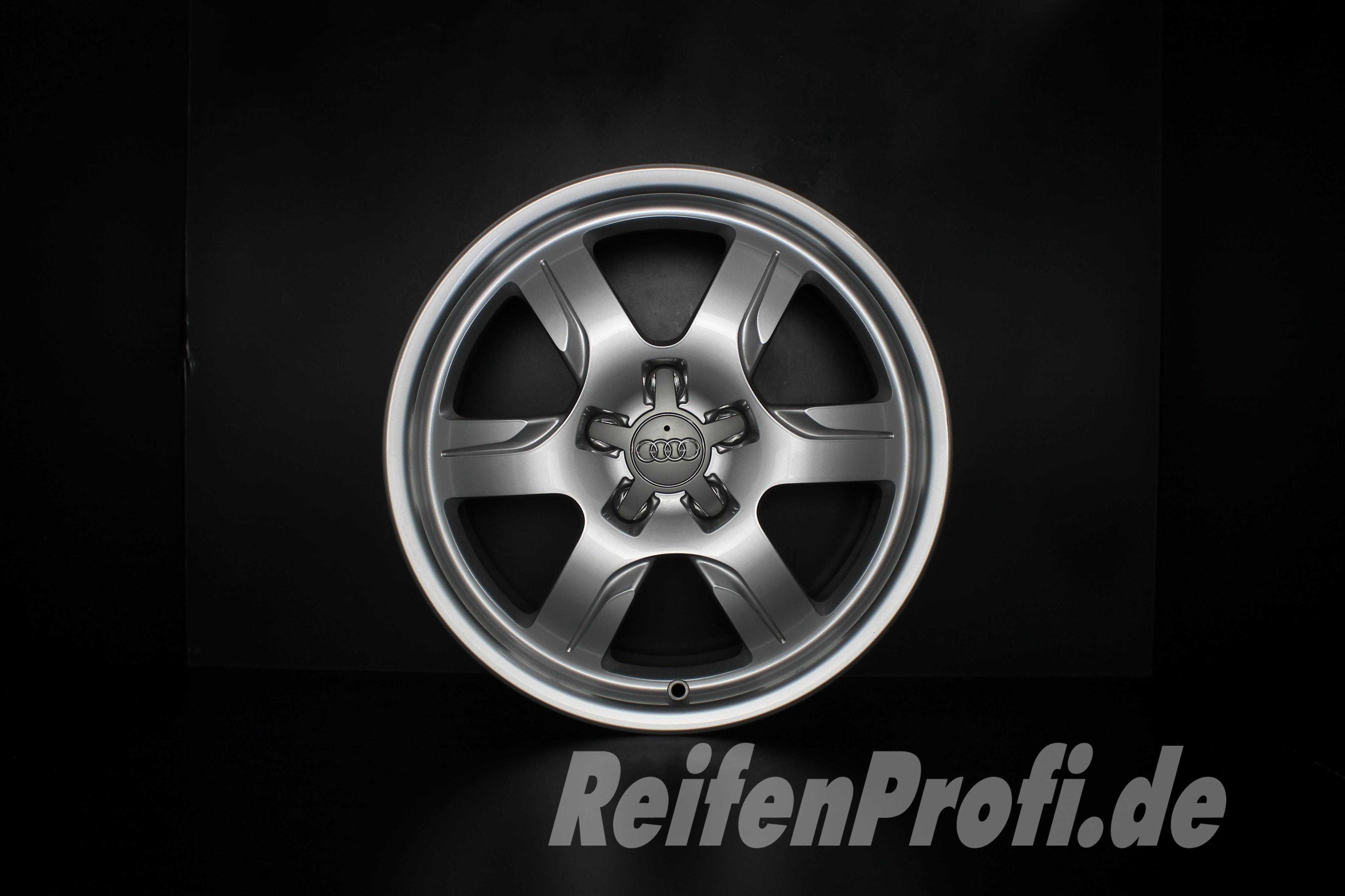 Original Audi A5 8T 8T BS Sportback Cabrio Felgen Satz 17 Zoll